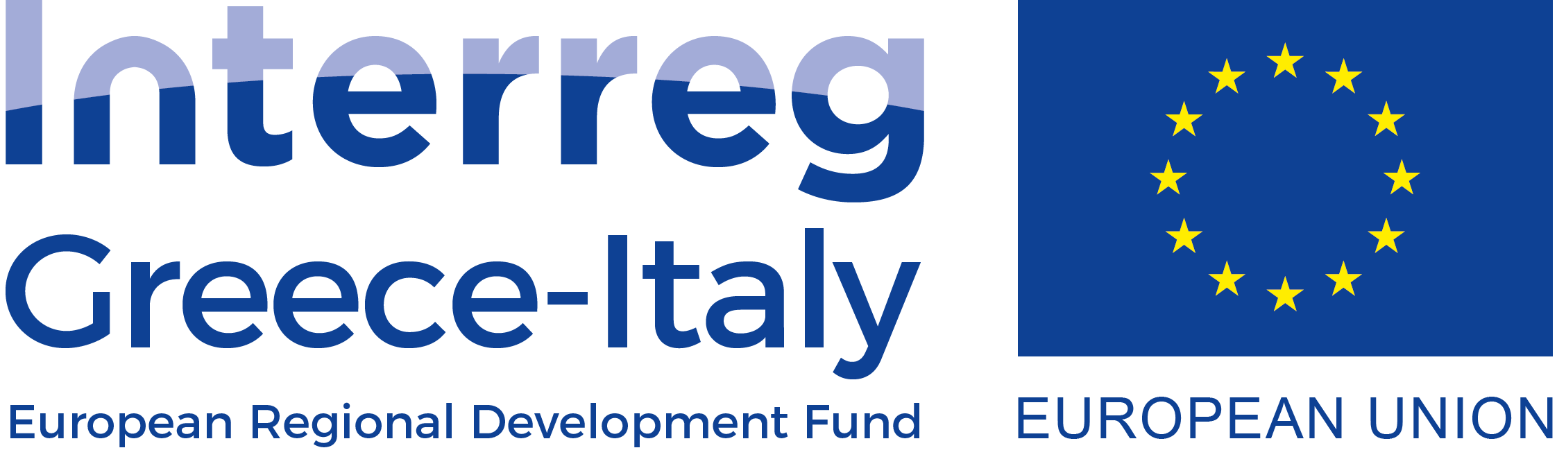 Logo Interreg Official 300dpi European Regional Development Fund and EUROPEAN UNION